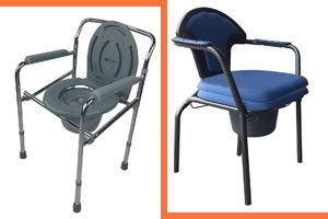 silla portatil con inodoro
