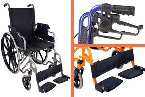 sillas con ruedas para ancianos